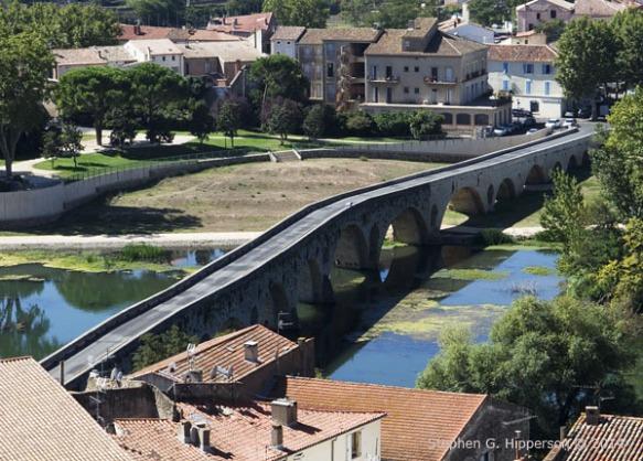 Bridge Avenue du Pont Vieux, ~Beziers