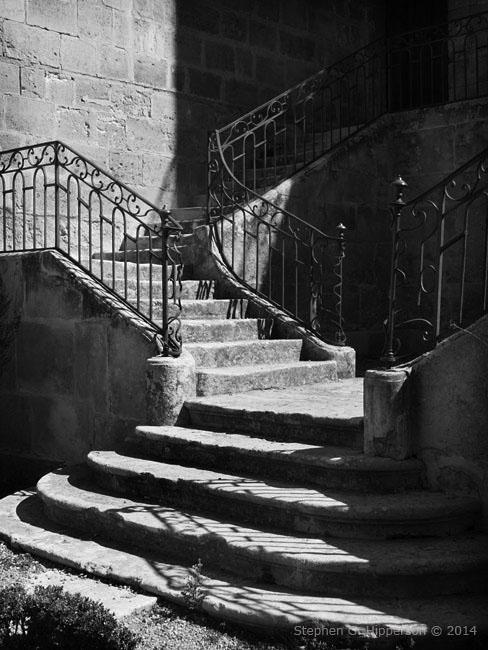 Garden Staircase