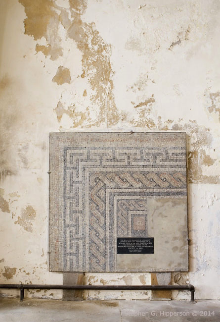 Roman Floor, Well Church
